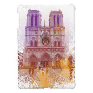 Notre Dame de Paris iPad Mini Cases