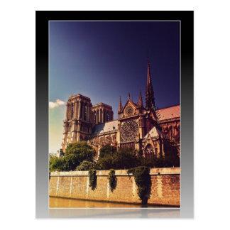 Notre Dame de Paris Postcard
