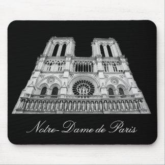 Notre-Dame de Paris Tapete De Ratón