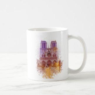 Notre Dame de Paris Taza Clásica