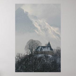 Notre Dame de Piétat & Hautacam Print