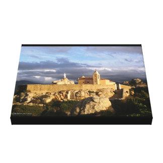 Notre Dame del Serra Impresión En Lienzo
