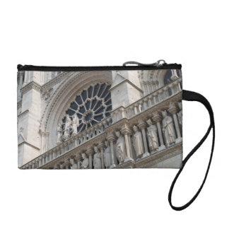 Notre Dame detail Change Purses