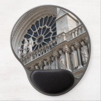 Notre Dame detail Gel Mouse Pad