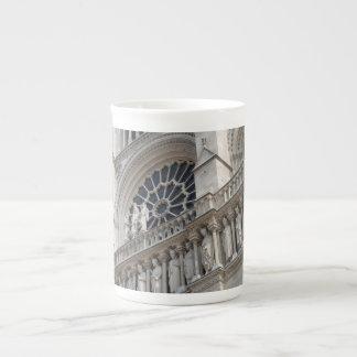 Notre Dame detail Tea Cup