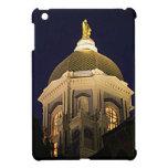 Notre Dame en caso del iPad de la noche el mini iPad Mini Funda