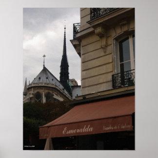 Notre Dame Esmeralda Print