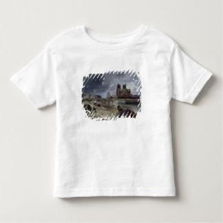 Notre-Dame from the Quai de la Tournelle, 1852 Toddler T-shirt