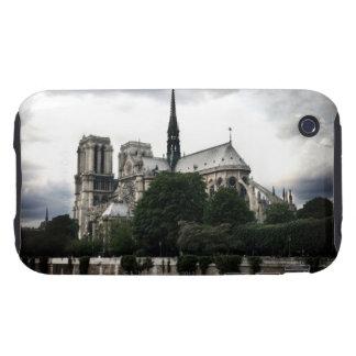 Notre Dame iPhone 3 Tough Coberturas