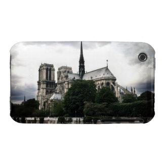 Notre Dame Case-Mate iPhone 3 Coberturas
