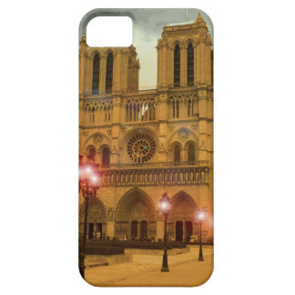 Notre Dame iPhone 5 Carcasa