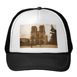 Notre Dame Gorra