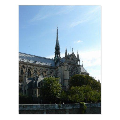 Notre Dame II Tarjetas Postales