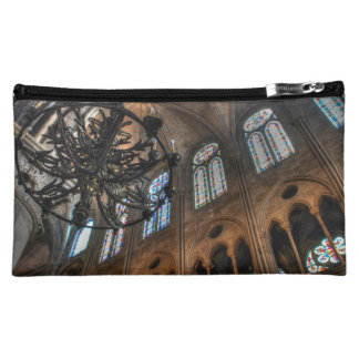 Notre Dame interior Makeup Bag
