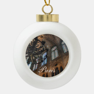 Notre Dame Cathedral Ornaments & Keepsake Ornaments | Zazzle