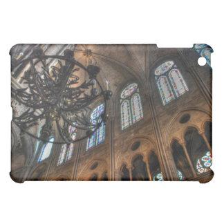 Notre Dame interior iPad Mini Cover