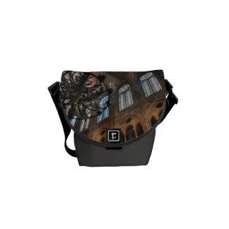 Notre Dame interior Messenger Bag