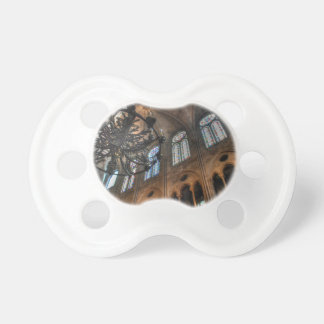 Notre Dame interior Pacifier