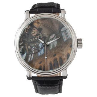 Notre Dame interior Wristwatch