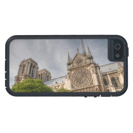 Notre Dame iPhone 5 Case-Mate Cárcasa