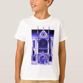 notre dame lt blue T-Shirt