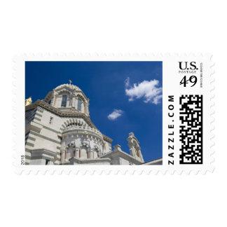 Notre-Dame,  Marseilles, France Postage Stamp