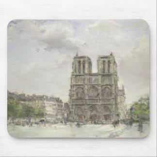 Notre Dame Mousepads
