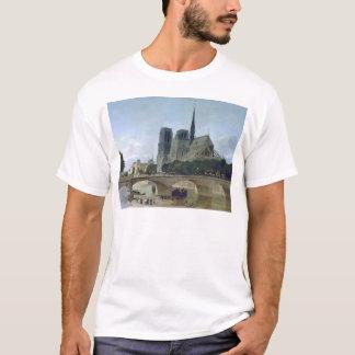 Notre Dame, Paris, 1884 T-Shirt