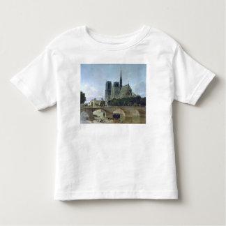 Notre Dame, Paris, 1884 Toddler T-shirt