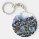 Notre Dame, Paris 2 Keychain