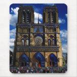 Notre Dame, Paris 3 Mouse Pad