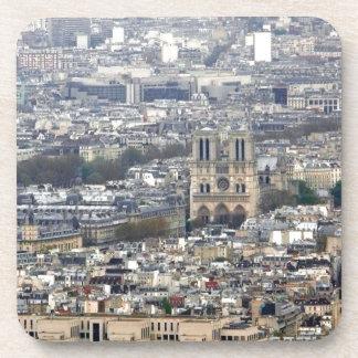 Notre Dame Paris France Drink Coasters