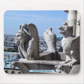Notre Dame, Paris, France Mouse Pad