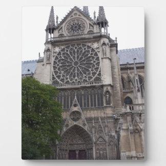 Notre Dame, Paris, France Plaques