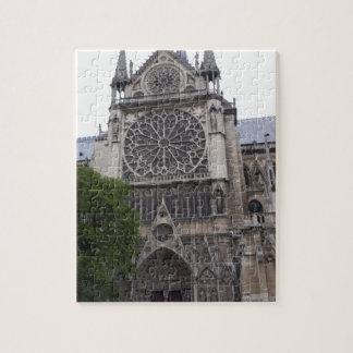 Notre Dame, Paris, France Puzzle