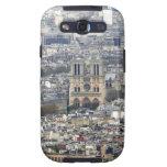 Notre Dame Paris France Samsung Galaxy S3 Covers