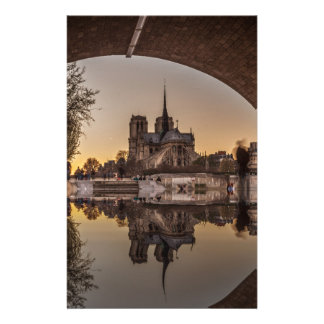Notre-Dame, Paris, France Stationery