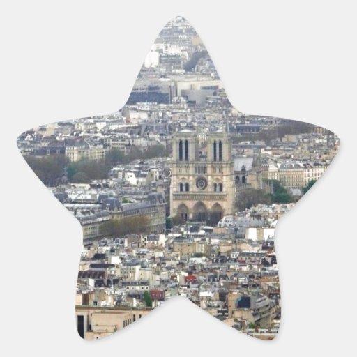 Notre Dame Paris France Sticker