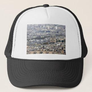 Notre Dame Paris France Trucker Hat