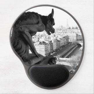 Notre Dame Paris Gothic Gargoyle Mousepad Gel Mouse Pad