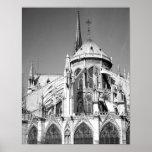 Notre Dame, Paris Print