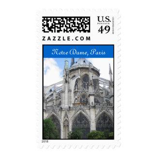 Notre Dame, París Sellos