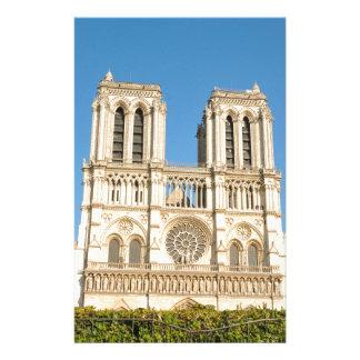 Notre Dame, Paris Stationery