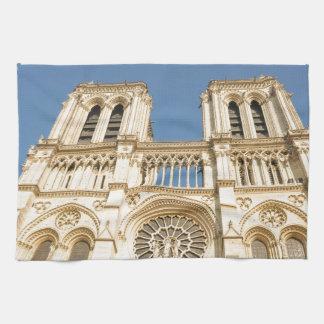 Notre Dame, París Toalla