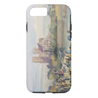 Notre Dame, Paris (w/c on paper) iPhone 8/7 Case