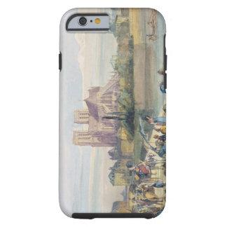 Notre Dame, Paris (w/c on paper) Tough iPhone 6 Case