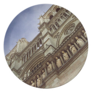 Notre Dame Plate