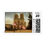 Notre Dame Postage