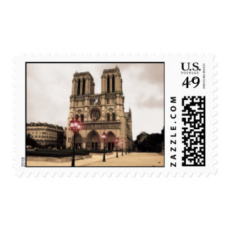 Notre Dame Stamps