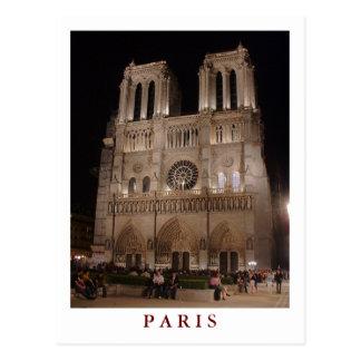 """Notre Dame, postal de París"""
